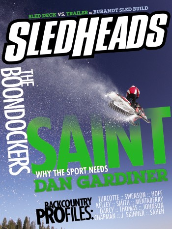 SledHeads Cover