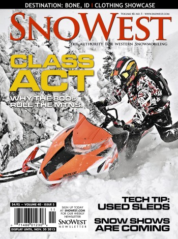 SnoWest Cover