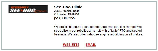 See-Doo Clinic